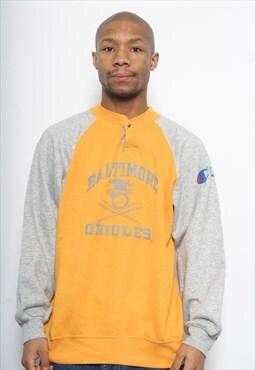 Vintage Champion Collage Varsity Sweatshirt Baltimore