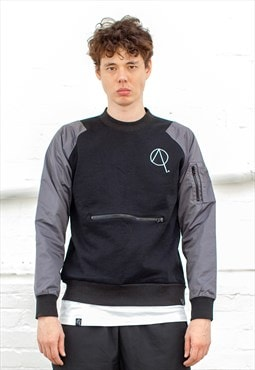Buzzsaw Tech Sweat - Black