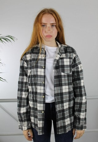 CHECKED SHIRT FLANNEL UNISEX