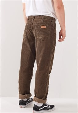 Vintage Wrangler Texas Stretch Corduroy Trousers