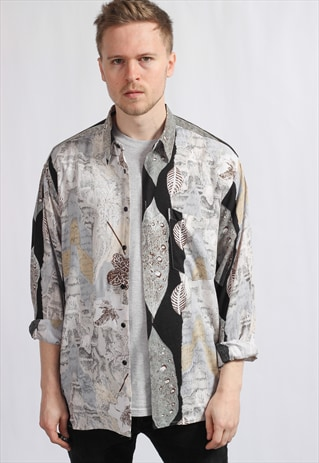VINTAGE ABSTRACT SHIRT