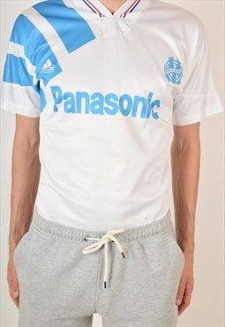 Vintage Adidas Football Shirt Olimpique Marseille '91- '92