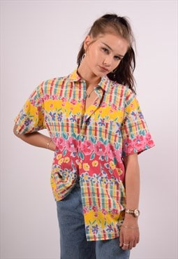 Vintage Benetton Shirt Multi
