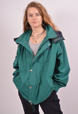 Vintage Fila Jacket Green