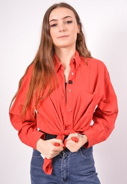 Vintage Valentino Shirt Red