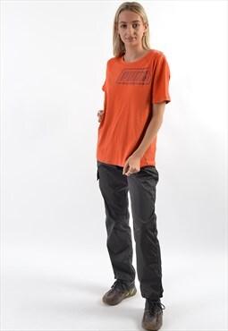 Orange Puma T-Shirt GBT4763