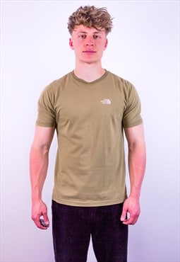 Vintage The North Face T-Shirt in Green