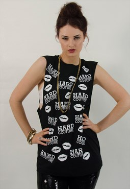 Hard Couture Sleeveless Tee
