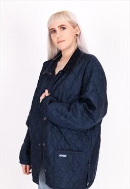 Vintage K-Way Quilted Jacket NJ1164