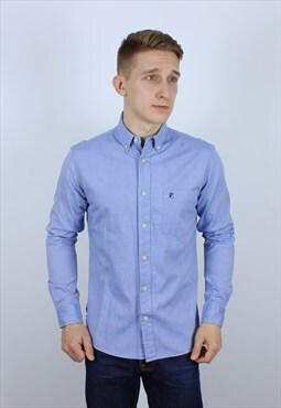 Vintage Fila Mens Shirt