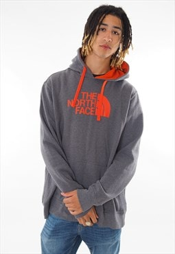 Vintage The North Face Hoodie Grey