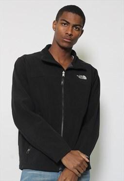 Vintage North Face Technical Fleece Black