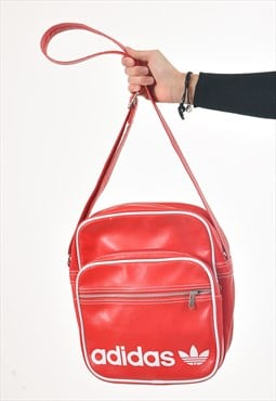 Vintage 90's shoulder bag in red