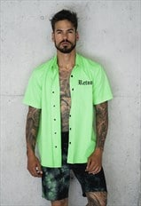 The Green Shirt