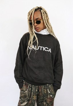 NAUTICA  Crew Neck Jumper  Sweater Sweatshirt