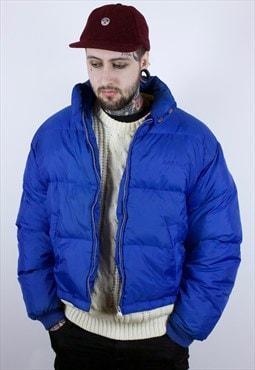 Vintage Naf Naf Down-Filled Puffer Jacket