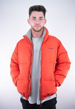 Vintage Tommy Hilfiger Basic Classic Winter Puffer Jacket