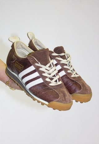 RARE ADIDAS CHILE 62 TRAINERS UK 4
