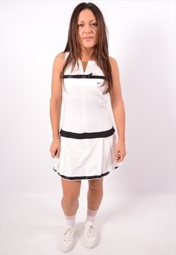 Vintage Nike Dress White