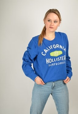 VIntage Hollister Sweatshirt in Blue