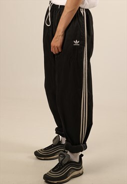 Vintage Adidas Embroidered Track Bottoms