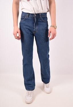 Vintage Slim Fit Jeans Blue