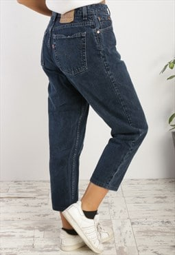 Vintage Levi's 551 High waisted Mom Jeans X493