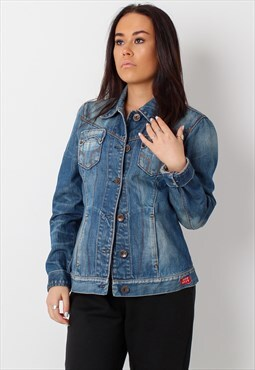 Vintage Miss Sixty Denim Jacket M