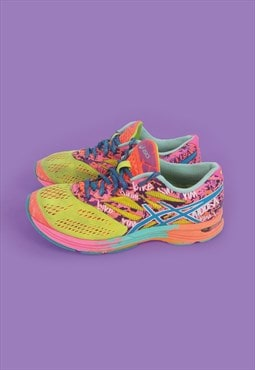 Vintage ASICS Gel-Noosa Rainbow Trainers/ UK 3 -3.5  / EU 36
