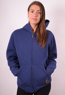 Ellesse Womens Vintage Hoodie Sweater Large Blue 90s