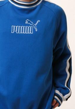 90s Vintage Oldschool PUMA Cotton Sweatshirt 16076