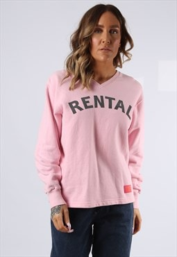 Sweatshirt Top Jumper BICH REBORN Rental Print (G9DG)