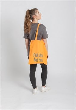 Falls Are Note Fun Tote