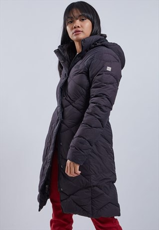VINTAGE THE NORTH FACE QUILTED COAT