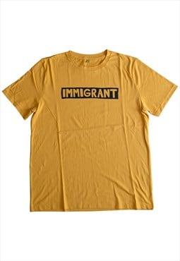Mustard t-shirt