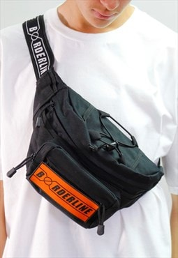 Unisex  utility body bag / bum bag