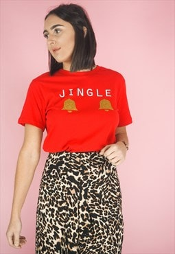 Jingle Bells Christmas T Shirt