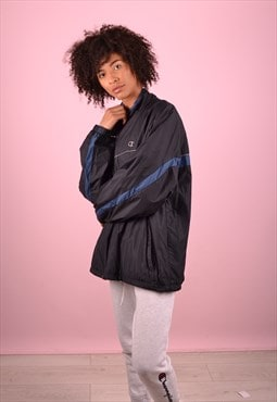 Black Champion Shell Jacket GTJ3711