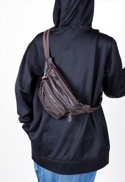 Vintage Leather Bum Bag BB94