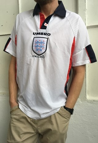 VINTAGE 90' COOL OLDSCHOOL UMBRO UNISEX POLO SHIRT