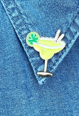 Cocktail hun pin