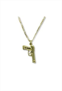 MAMA GUN necklace