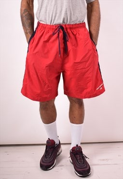 Polo Ralph Lauren Mens Vintage Shorts XL Red 90s