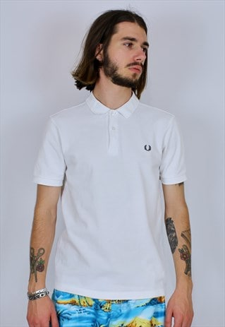 FRED PERRY VINTAGE POLO SHIRT MEN RARE