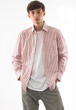 Vintage DOLCE & GABBANA Pink Striped Long Sleeve