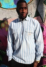 Vintage Levi's Striped Shirt