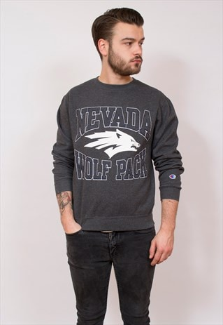 CHAMPION NEVADA WOLF PACK SWEATSHIRT S