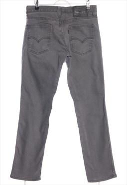 Vintage Levi's Grey 511 Denim Jeans