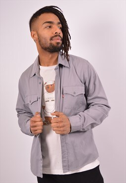 Vintage Levi's Shirt Grey