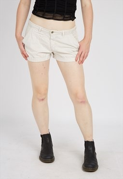 Vintage Beige Guess Shorts
